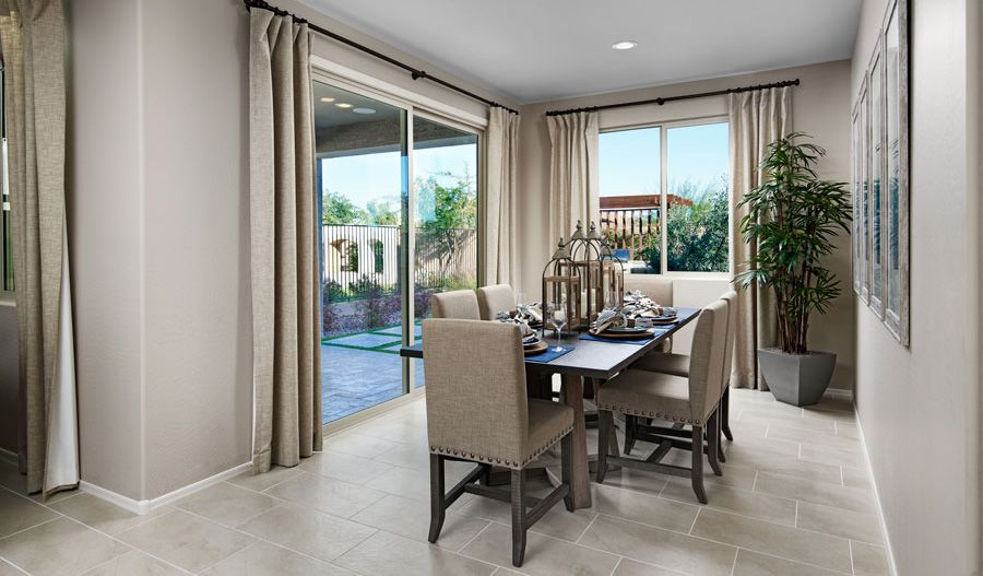 Living Area featured in the Azure By Richmond American Homes in Lakeland-Winter Haven, FL