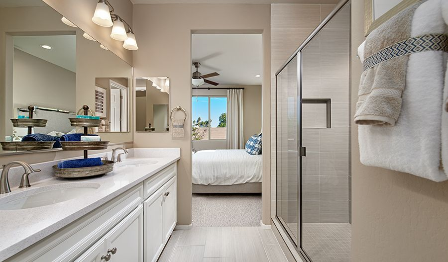 Bathroom featured in the Azure By Richmond American Homes in Orlando, FL