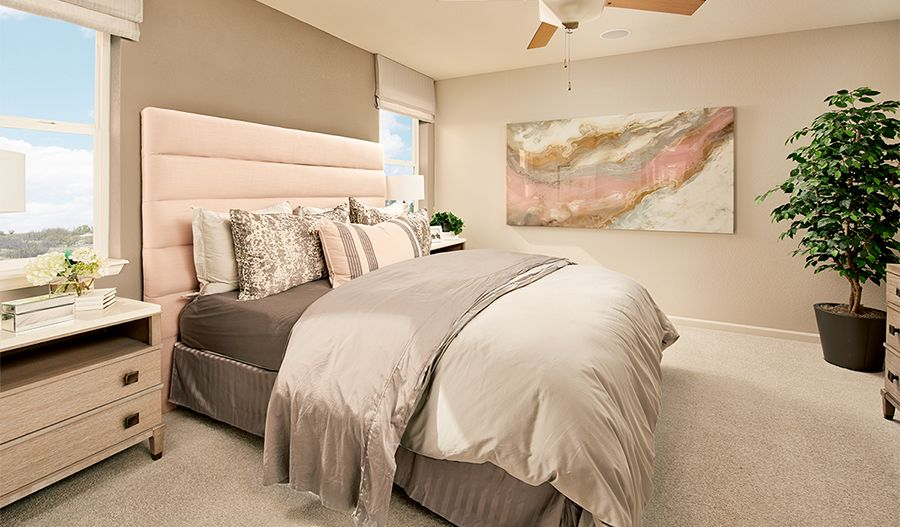 Bedroom featured in the Alexandrite By Richmond American Homes in Denver, CO