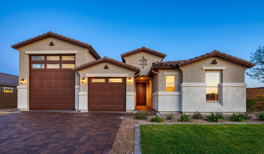 'The Preserve at Desert Oasis' by Richmond American Homes - Phoenix in Phoenix-Mesa