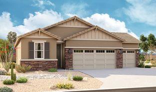 Sunstone - Seasons at Canyon Views: Buckeye, Arizona - Richmond American Homes
