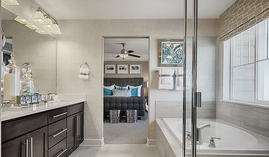 Bathroom featured in the Hemingway By Richmond American Homes in Denver, CO
