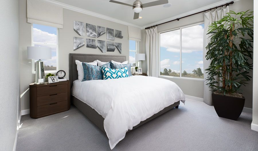 Bedroom featured in the Chicago By Richmond American Homes in Denver, CO