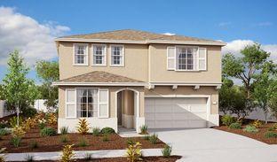 Moonstone - Fieldstone at Fiddyment Ranch: Roseville, California - Richmond American Homes