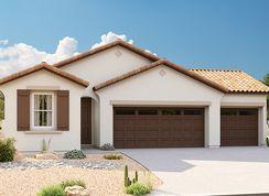 Emerald - The Preserve at Tuscano: Phoenix, Arizona - Richmond American Homes