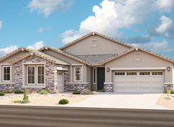 Julia - The Estates at Gateway Quarter: Queen Creek, Arizona - Richmond American Homes