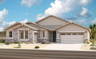 The Estates at Gateway Quarter by Richmond American Homes in Phoenix-Mesa Arizona