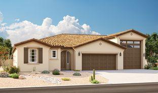 Hanson - The Estates at Gateway Quarter: Queen Creek, Arizona - Richmond American Homes