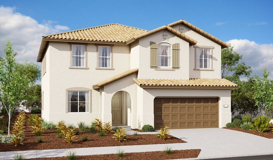 Exterior featured in the Alexa By Richmond American Homes in Sacramento, CA