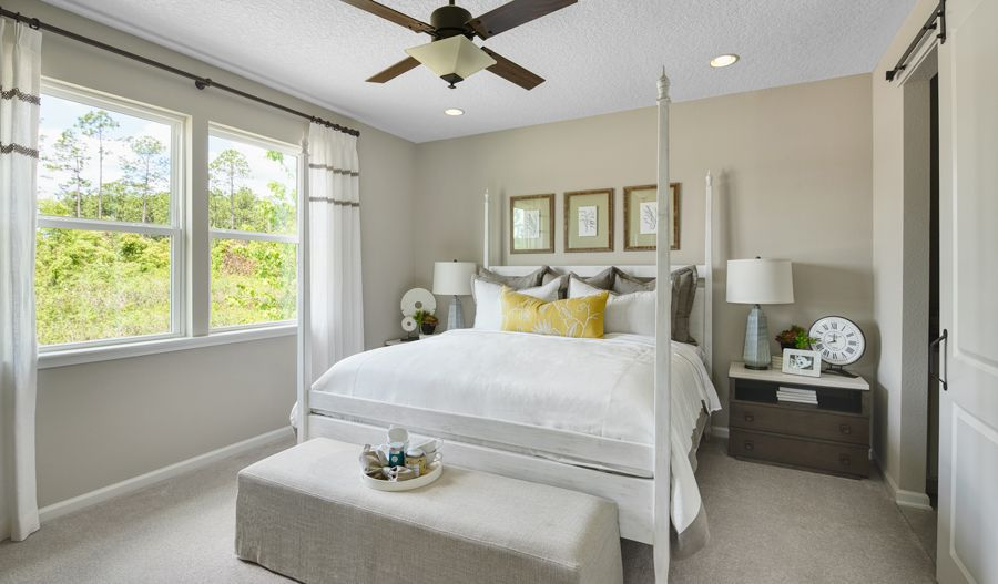 Bedroom featured in the Larimar By Richmond American Homes in Phoenix-Mesa, AZ