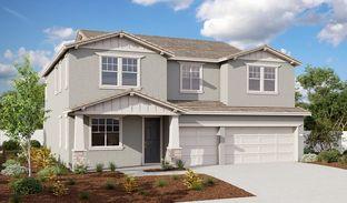 Teagan - Eastridge at Whitney Ranch: Rocklin, California - Richmond American Homes