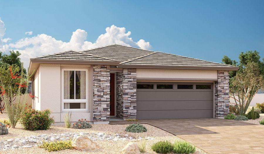 'Seasons at Dobson Cove' by Richmond American Homes - Phoenix East in Phoenix-Mesa