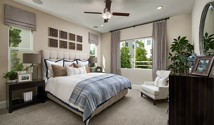 Bedroom featured in the Alan II By Richmond American Homes in Sacramento, CA