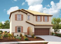 Andrea - Revere at Independence: Lincoln, California - Richmond American Homes