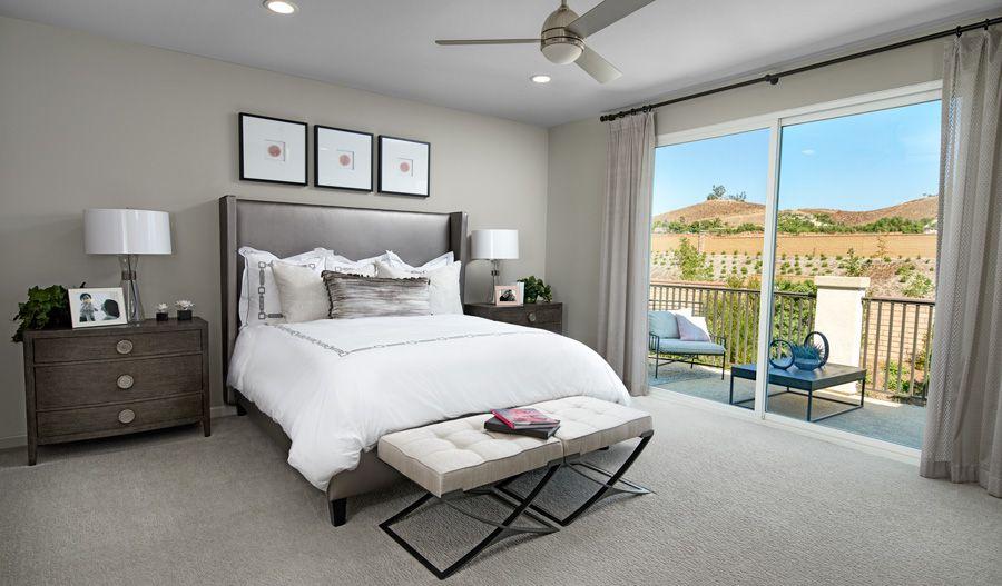 Bedroom featured in the Teagan By Richmond American Homes in Riverside-San Bernardino, CA