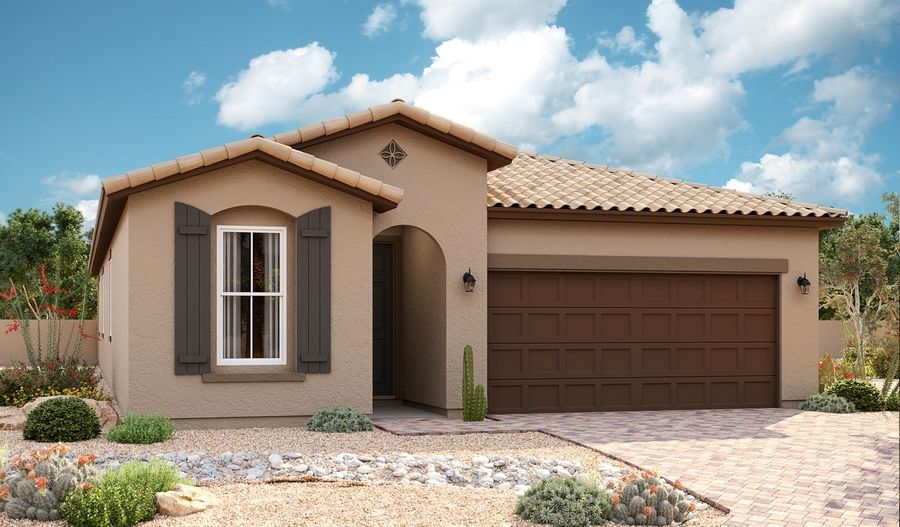 'Seasons at Hudson Commons' by Richmond American Homes - Phoenix in Phoenix-Mesa