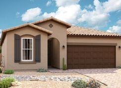 Sapphire - Seasons at Hudson Commons: Goodyear, Arizona - Richmond American Homes