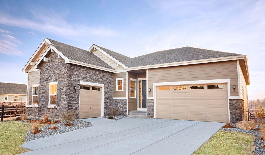 'Stone Creek Ranch' by Richmond American Homes - Denver in Denver