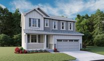 Willow Neighborhood at Copperleaf by Richmond American Homes in Denver Colorado