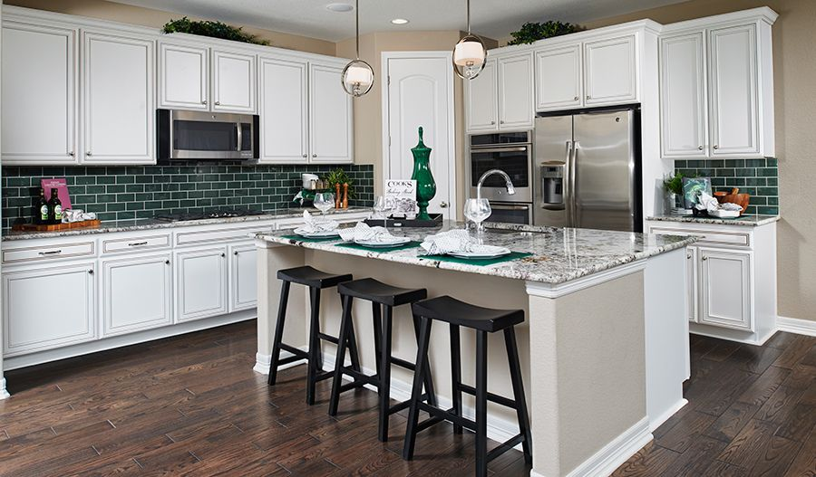 Kitchen featured in the Alcott By Richmond American Homes in Denver, CO