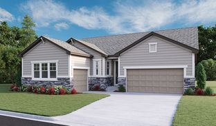 Decker - Maple Neighborhood at Copperleaf: Aurora, Colorado - Richmond American Homes