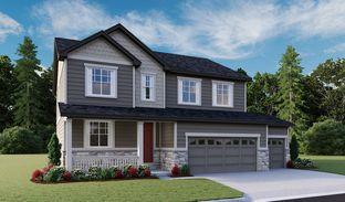 Hemingway - Maple Neighborhood at Copperleaf: Aurora, Colorado - Richmond American Homes