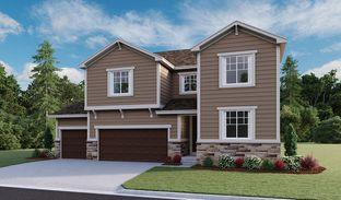 Coronado - Maple Neighborhood at Copperleaf: Aurora, Colorado - Richmond American Homes