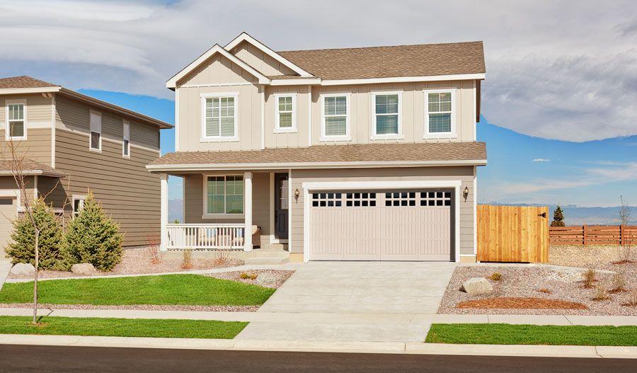 'Seasons at Eastpoint' by Richmond American Homes - Denver in Denver