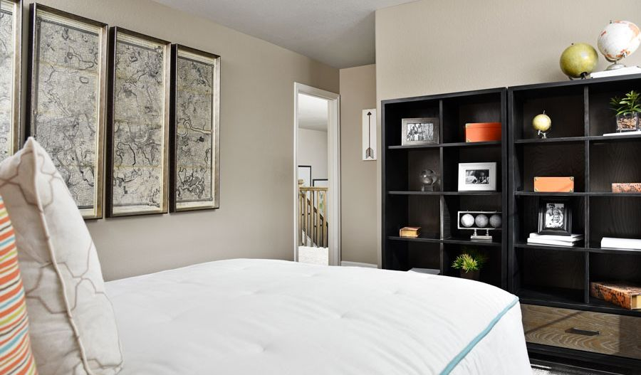 Bedroom featured in the Coronado By Richmond American Homes in Denver, CO