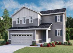 Coral - Sky Ranch: Aurora, Colorado - Richmond American Homes
