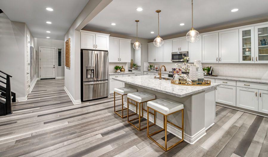 Kitchen featured in the Dillon II By Richmond American Homes in Riverside-San Bernardino, CA