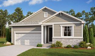 Arlington - Oak Neighborhood at Copperleaf: Aurora, Colorado - Richmond American Homes