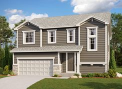 Bedford - Oak Neighborhood at Copperleaf: Aurora, Colorado - Richmond American Homes