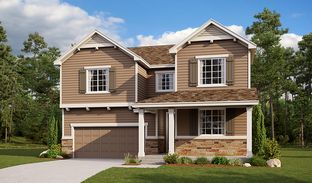 Coronado - Oak Neighborhood at Copperleaf: Aurora, Colorado - Richmond American Homes
