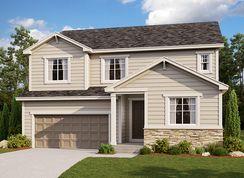 Hopewell - Oak Neighborhood at Copperleaf: Aurora, Colorado - Richmond American Homes