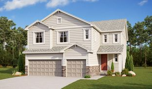 Yorktown - Oak Neighborhood at Copperleaf: Aurora, Colorado - Richmond American Homes