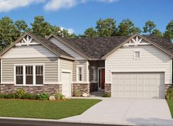 Daniel - Oak Neighborhood at Copperleaf: Aurora, Colorado - Richmond American Homes