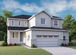 Seth - Ridge at Southshore: Aurora, Colorado - Richmond American Homes