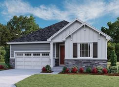 Arlington - Ridge at Southshore: Aurora, Colorado - Richmond American Homes