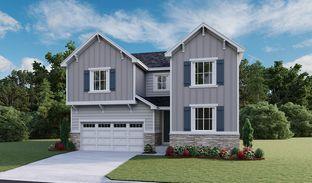 Coronado - Ridge at Southshore: Aurora, Colorado - Richmond American Homes