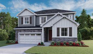 Hopewell - Ridge at Southshore: Aurora, Colorado - Richmond American Homes