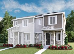 Chicago - Urban Collection at Parkway Point: Aurora, Colorado - Richmond American Homes