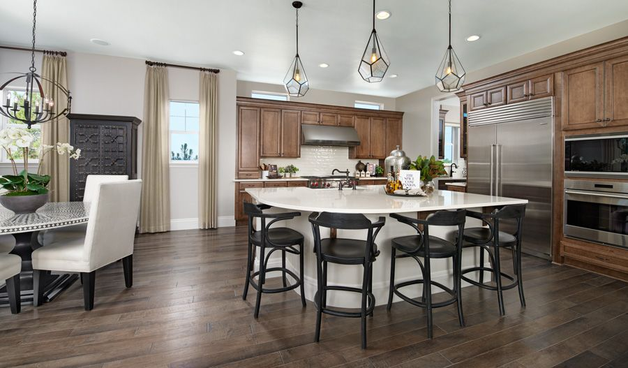 Kitchen featured in the Holbrook By Richmond American Homes in Denver, CO