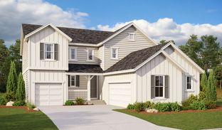 Thomas - Pierson Park: Brighton, Colorado - Richmond American Homes