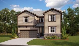 Coronado - Pierson Park: Brighton, Colorado - Richmond American Homes