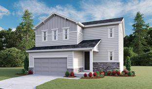 Coral - Pierson Park: Brighton, Colorado - Richmond American Homes