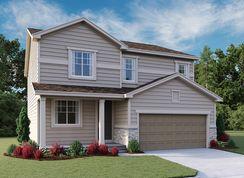 Lapis - Pierson Park: Brighton, Colorado - Richmond American Homes