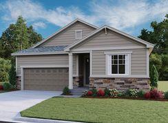Arlington - Sorrel Ranch: Aurora, Colorado - Richmond American Homes