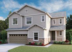 Yorktown - Sorrel Ranch: Aurora, Colorado - Richmond American Homes