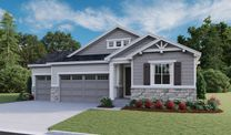 The Back Nine at Reunion by Richmond American Homes in Denver Colorado